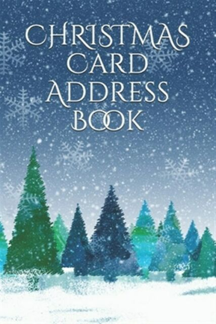 10 Top Image Waterstones Christmas Card Address Book In 2021 Addressing Christmas Cards Christmas Card Address Book Christmas Card Book