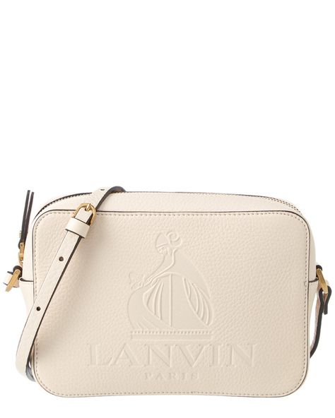 6fd11cb2d27d LANVIN Mini Nomad Leather Crossbody is on Rue. Shop it now ...