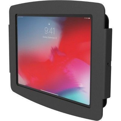 Ipad Pro 12 9 Secure Space Enclosure Wall Mount Black Black In 2020 Ipad Pro 12 Ipad Pro Ipad Pro Wallpaper