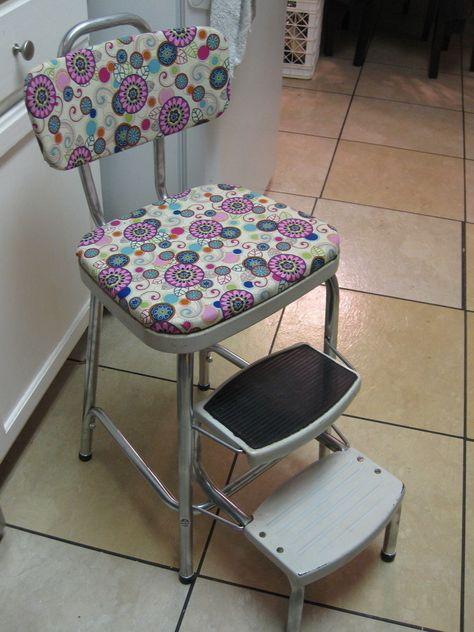 Fantastic Cutesy Cosco Stepstool Creativity Pinterest Furniture Spiritservingveterans Wood Chair Design Ideas Spiritservingveteransorg