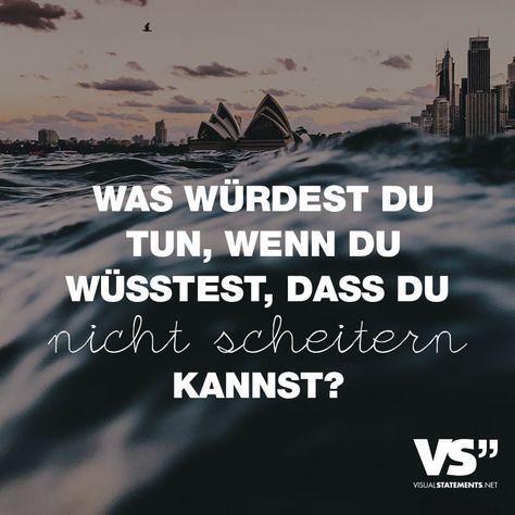 Was wuerdest du tun, wenn du wuesstest, dass du nicht scheitern kannst - #dass #Du #euro #kannst #nicht #scheitern #tun #Wenn #wuerdest #wuesstest