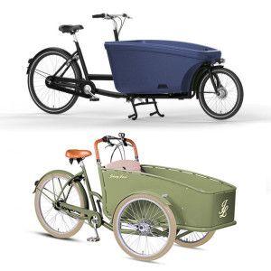 Cargobike Lastenfahrrad Im Onlineshop Kaufen I Mycargobike De