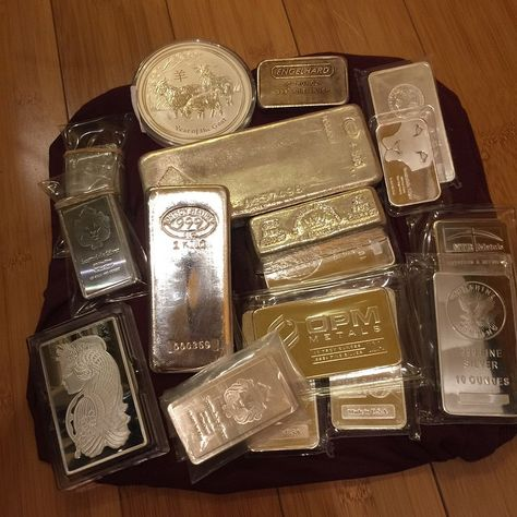 Stackmaster G S Photo On Instagram Gold Money Gold Reserve Silver Investing