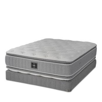 Metropolitan Riverside Pillow Top Collection Full Mattress Box