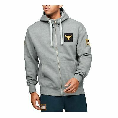 Under Armour Men Hoodie Ua Freedom X Project Rock Full Hoodies Men Under Armour Men Armour Men