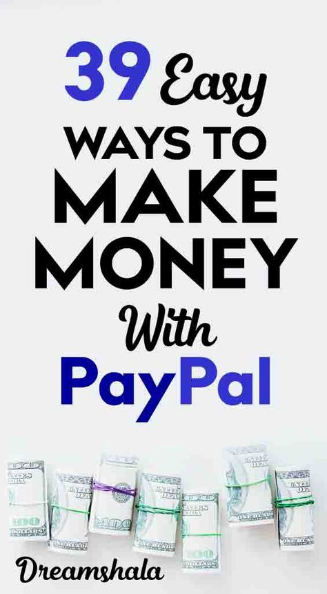 40 Online Jobs That Pay Through PayPal in 2021 - Dreamshala