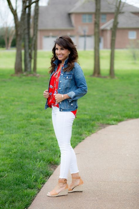 4 Workday Blouses from Gibson - Cyndi Spivey