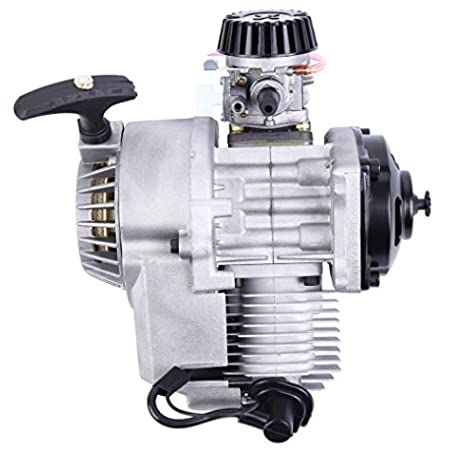 Amazon Com 49cc 4 Stroke Engine Motor Kit Bike Engine Kit 4