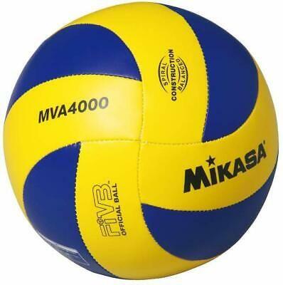 Advertisement Ebay Mikasa Japan Mva4000 Fiva Official Ball Volleyball Size 4 For Kids Junior W Trac Fun Sports Volleyball Mikasa