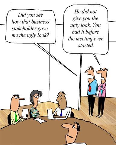 Humor  Cartoon Business Analyst Attitude  Business Analysis
