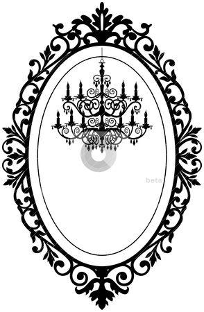 Oval Filigree Frame Tattoo. Oval Filigree Frame Tattoo - Google ...