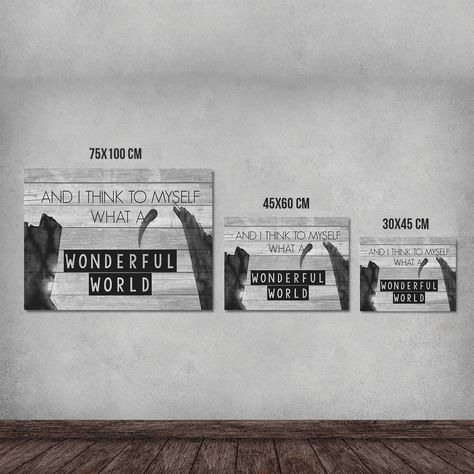 1 Yes for success-motivation on Canvas-Contemporary Motivational Wall Art
