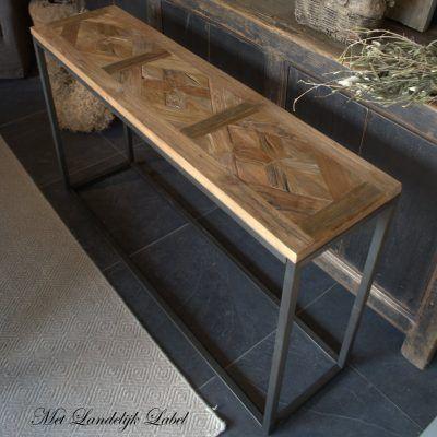 Sidetable Stalen Frame.Sidetable Stalen Frame Anita Furniture Home Home Decor