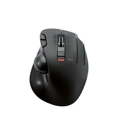 Ebay Link Ad Elecom Usb Track Ball Mouse Wireless 6 Button M