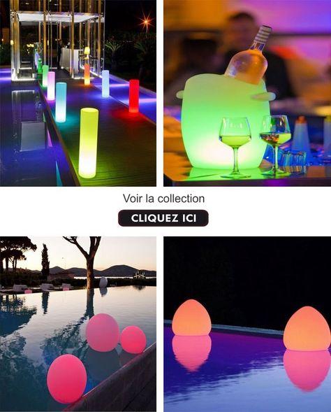 Lumière en plastique extérieur, forme moderne boule ...