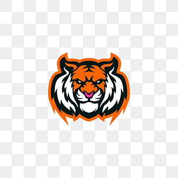 Wild Tiger E Sports Logo Sport Vector Mascot Png And Vector With Transparent Background For Free Download Logo Design Free Templates Sports Logo Wild Tiger