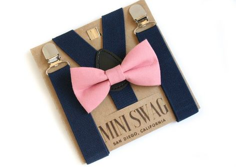 4af14d2f935 List of Pinterest ring bearer navy bowtie boys bow ties pictures ...