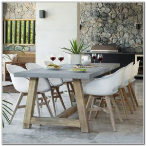 Dining Room Sets Nz Outdoor Dining Furniture Concrete Dining