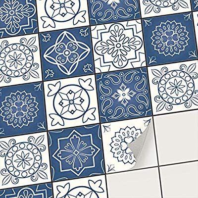 Creatisto Klebefliesen Stickerfliesen Fliesenfolie Klebe Folie Fur Wandfliesen Klebefliesen Deko Folien Fur Flie Fliesen Sticker Fliesenfolie Mosaikfliesen