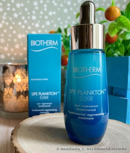 Biotherm Life Plankton Elixir Biotherm Elixir Is An Excellent Product For Your Skin Beauty Consumer Reviews Biotherm Biotherm Life Plankton Beauty Skin