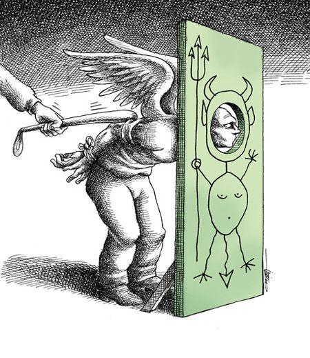 Iran: Karikaturen von Mana Neyestani