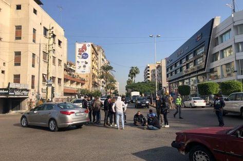 توقيف اثنين من المحتجين في ساحة ايليا In 2021 Street View Scenes Views