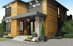 Single Storey House Rent Kuching With Small House Design With Attic And Modern Hou Unique House Plans Small House Design Architecture Modern Small House Design