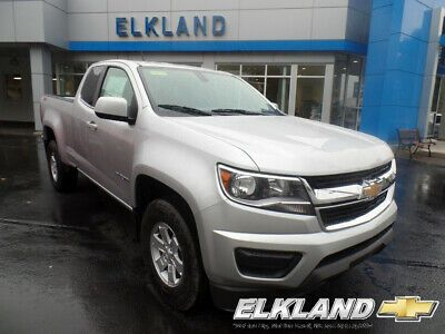 Ebay Advertisement 2019 Chevrolet Colorado Extended Cab 4x4