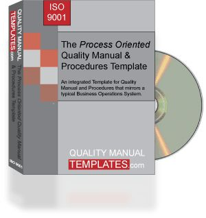 The Process Oriented Quality Manual  Procedures Template  Lots