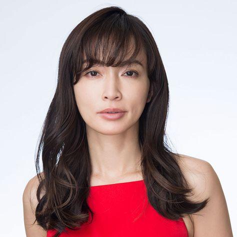 ミストレス長谷川京子前髪