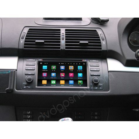 Bmw X5 Aftermarket Radio Installation Android Radio Bmw X5 Bmw