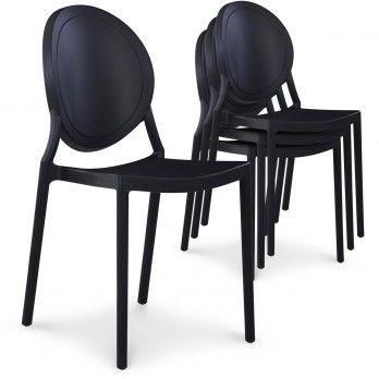 Chaise De Bureau Haute De Cuisine Ou Pour La Salle A Manger Menzzo Chaise Bureau Chaise Medaillon Chaise