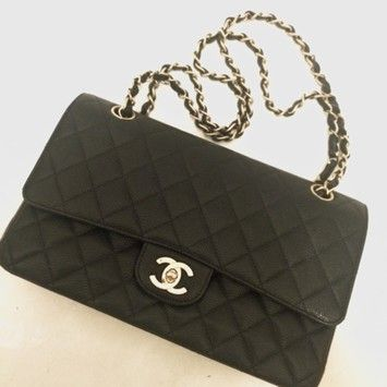 d1ef7d39e69c Chanel Classic Flap Back Cross Body Bag. Get the trendiest Cross ...
