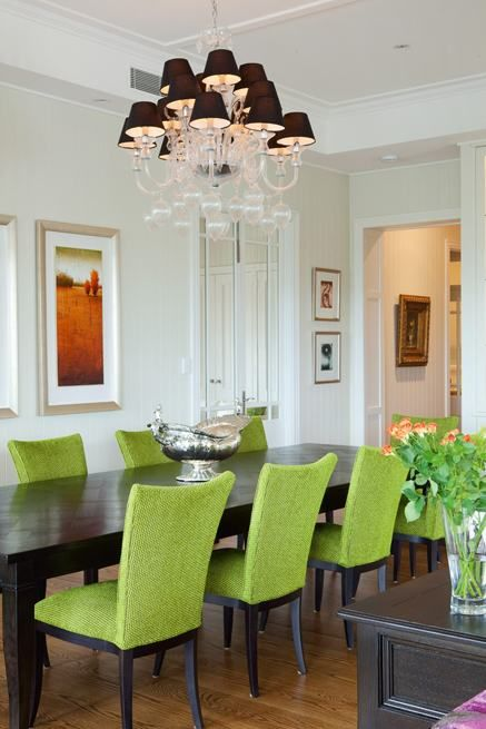 Lime Green Dining Room Dining Room Woman Fashion Decoration Furniture Green Dining Chairs Dining Chair Design Green Dining Room