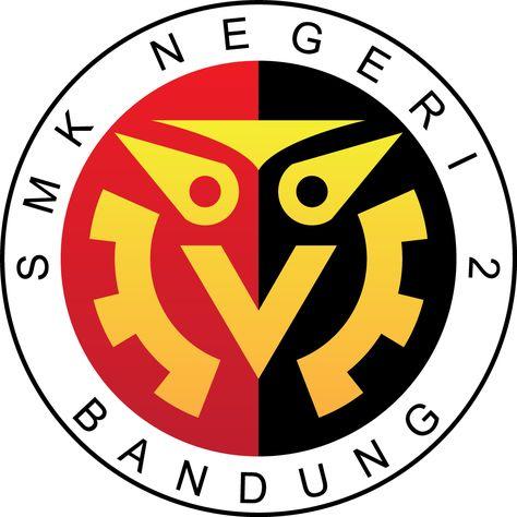 Logo Smkn 2 Bandung