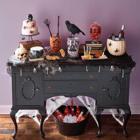 Fall décor guide: craft pumpkin drink cooler