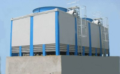 Understanding The Concept Of Water Cooling Tower A Heat Removal