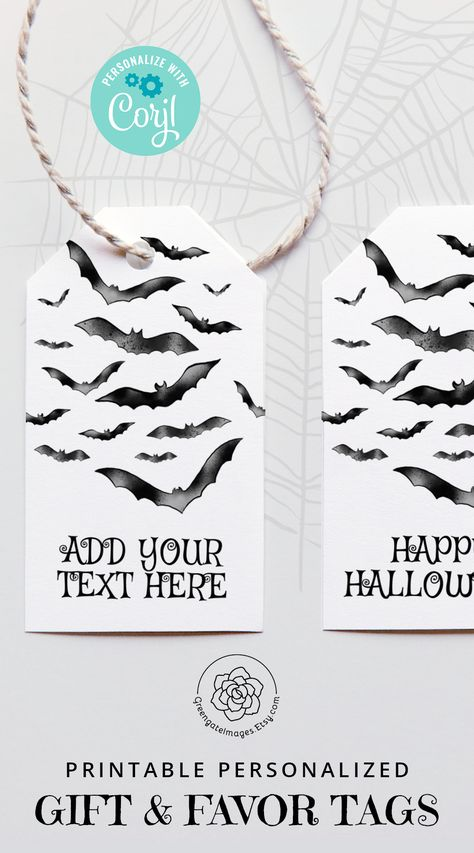 #halloween #halloweenideas #gifttags #favortags #favorbagtags #blackcat #girlhalloween #pinkhalloween #boo #printablegifttags #pinkandblack #pinkandgray #femininehalloween #halloweenforgirls #halloweenpartyideas #hangtags #printabletags #corjl #trickortreat #happyhalloween #halloweencandy #halloweengifttag #halloweengiftideas #favorideas #partyfavors #partyfavortags #sophisticatedhalloween #uniquehalloween #halloweendiy #bats