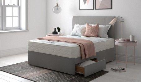 Sorrento Ortho Divan Bed Set