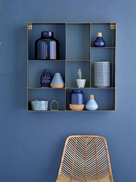 TREND   Blaumachen: meine Lieblingsfarbe für kommenden Herbst