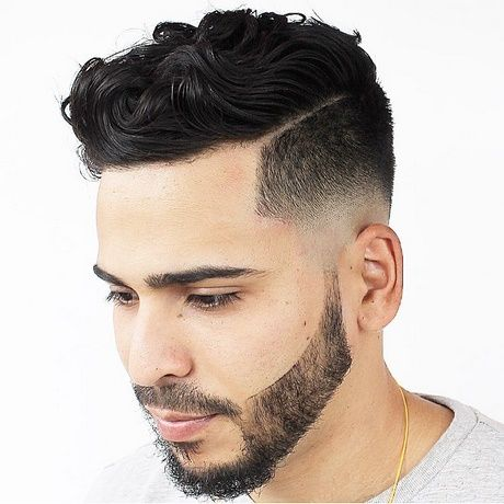 Styling Haare Fur Jungs Undercut Ubergang Locken Mannerfrisuren