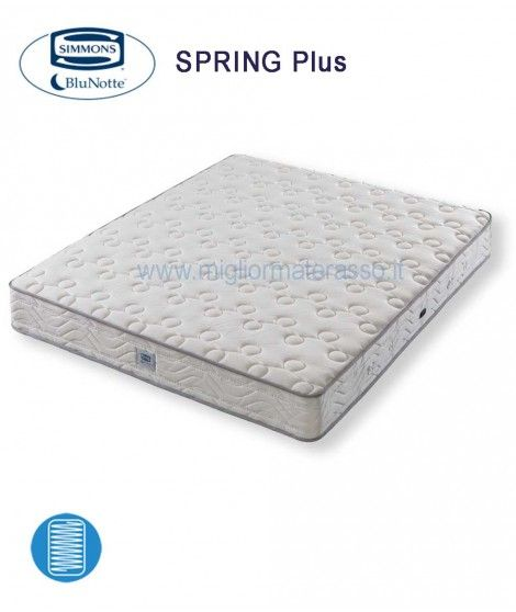 Materassi 2 Piazze Prezzi.Simmons Spring Plus Mattress Decor Home Decor