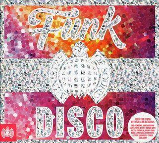 Album] Ministry Of Sound Funk The Disco (2018/MP3Flac/RAR