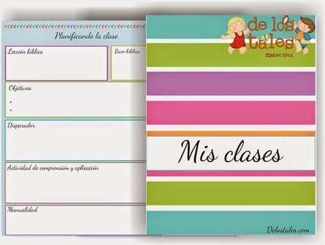 Planificador de lecciones