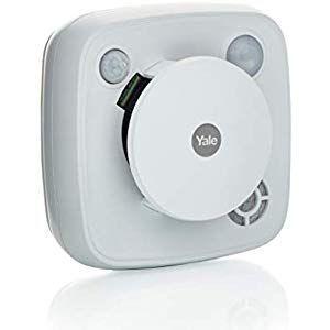 Yale Smart Living Ac Psd Yale Sync Alarm Multi Sensor Smoke Detector Lab Scient Business Indus Alarm Systems For Home Smoke Detector Digital Door Lock