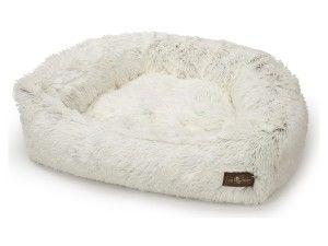 Arctic Shag Napper Bed Dog Bed Luxury Dog Bed