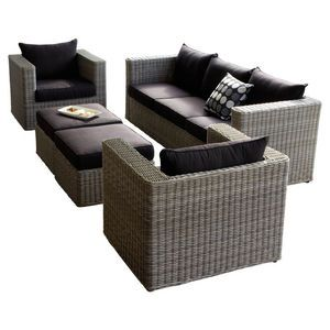 Del Terra Mustang Setting Grey   Masters Hardware Store $1398 | Christmas  2014 | Pinterest | Mustang, Outdoor Living And Entertainment Area