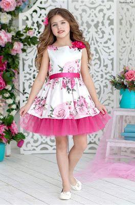 Vestidos Para Niña Bonitos Vestidos Para Niñas Vestidos