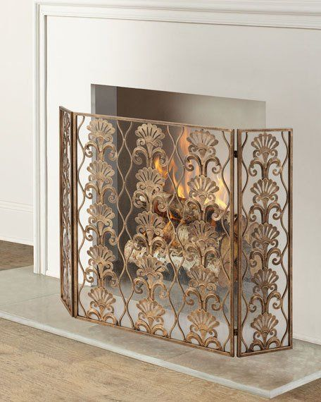Excellent Photo French Fireplace Screen Ideas Ambella French Fireplace Mantel Excellent F French Fireplace