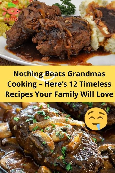 Nothing Beats Grandmas Cooking – Here's 12 Timeless Recipes Your Family Will Love